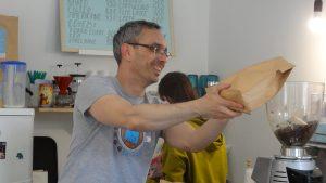 A barista szakmában van valami misztikum – Jarjabka Zoltánnal beszélgettünk