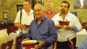 Kuktából konyhafőnök – a szakács szakmáról beszélgettünk Frank Sándorral