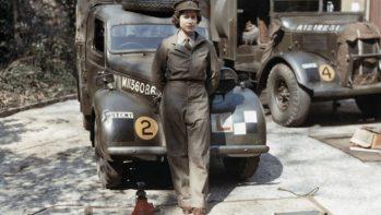 Történet egy hercegnőről, aki teherautósofőr volt