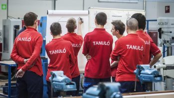 Eredményes volt a lemorzsolódást csökkentő program Zalaegerszegen