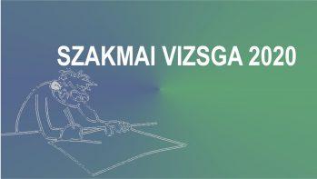 Infografikán mutatjuk a SZAKMAI VIZSGA időpontját és részleteit