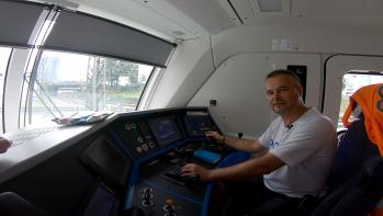 Őszinte videó egy mozdonyvezető napjáról - ha érdekel a szakma, ki ne hagyd