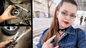 Szakmasztorik: a vagány RÉKA az egyetlen autószerelő lány az évfolyamon (videó)
