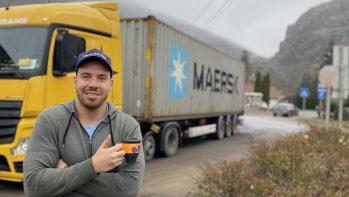 Szakmasztorik: Így lehetsz kamionos, avagy mindent is megkérdeztünk Mártontól - videó